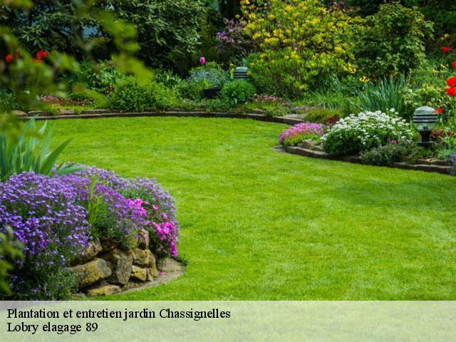 Jardinier, pour entretien de jardin à Chassignelles tel ...